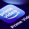 Prime Video op scherm