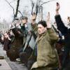 Joodse Amsterdammers worden onder schot gehouden.