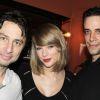 Zach Braff, Taylor Swift en Nick Cordero