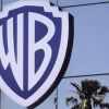 Warner Bros Logo op gebouw