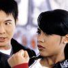 Jet Li en Aaliyah