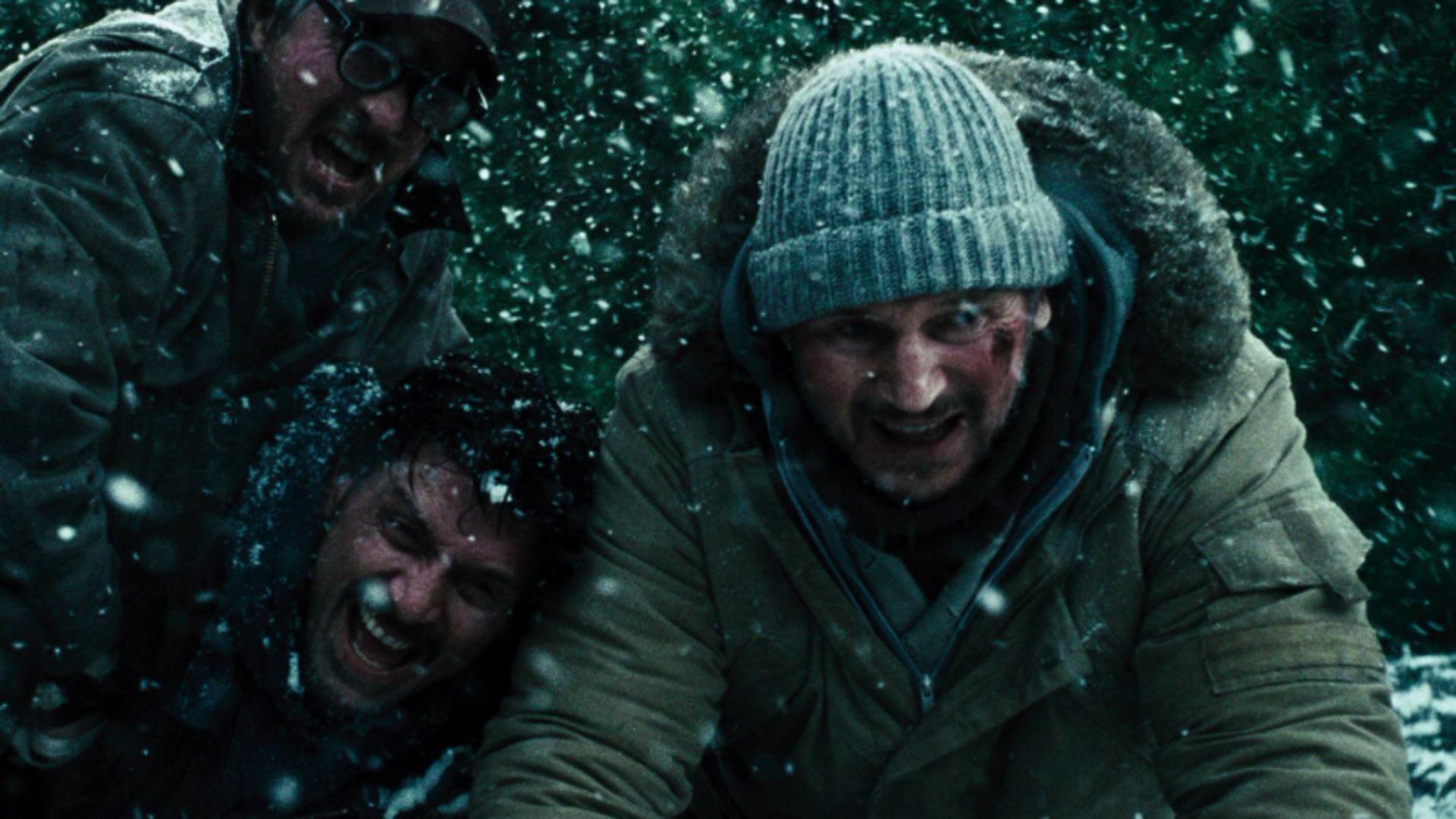 Avontuurlijke thriller 'The Grey' met Liam Neeson vanavond op RTL7