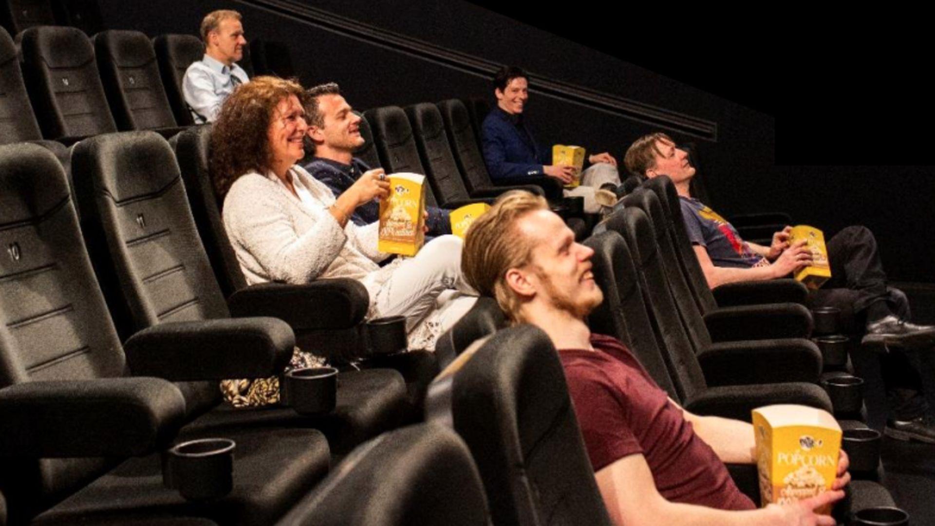 Hoeveel zet je op het spel voor een bioscoopbezoek in coronatijd?