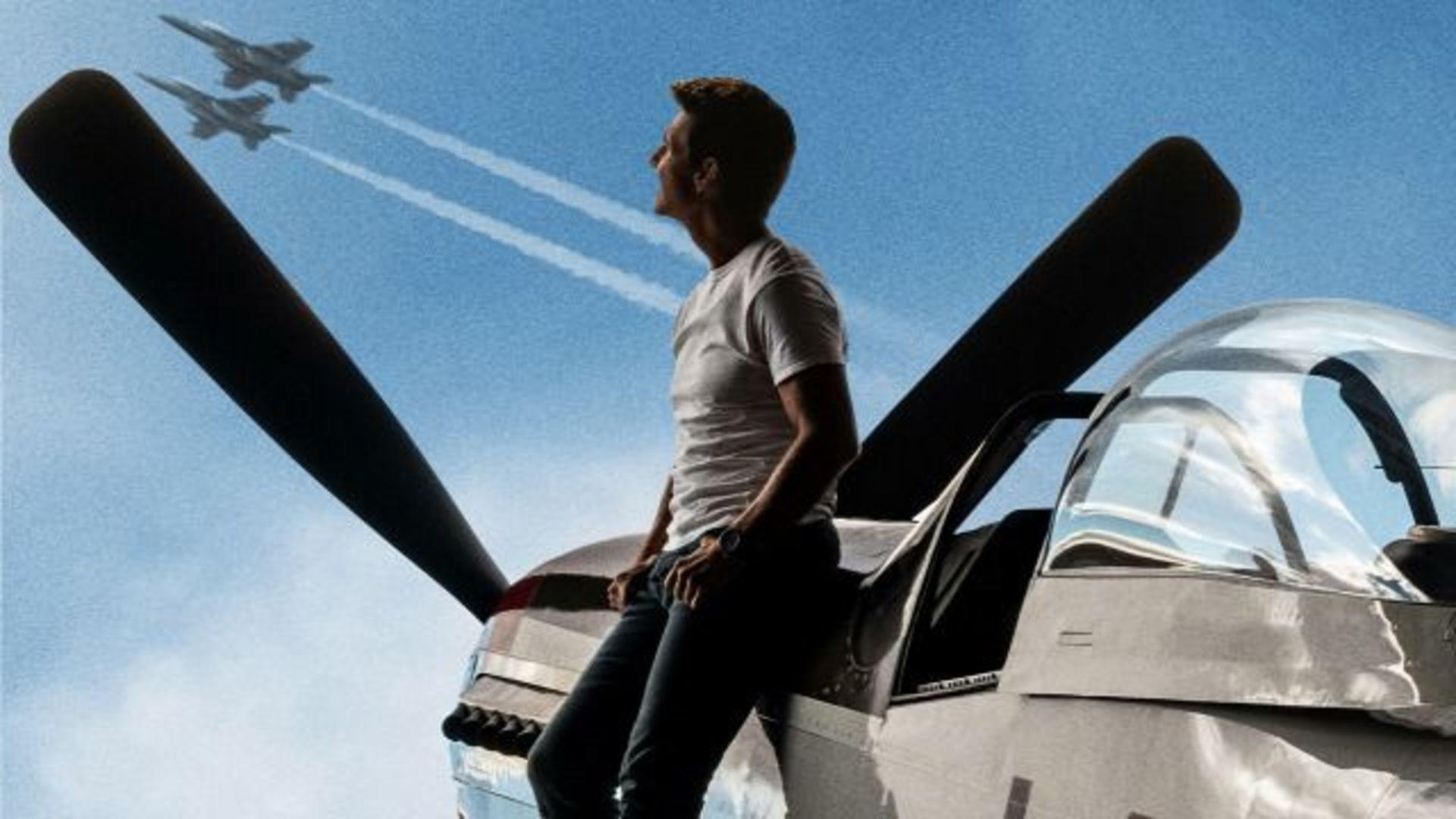 Eerste 9 minuten 'Top Gun: Maverick' vanavond te zien op YouTube