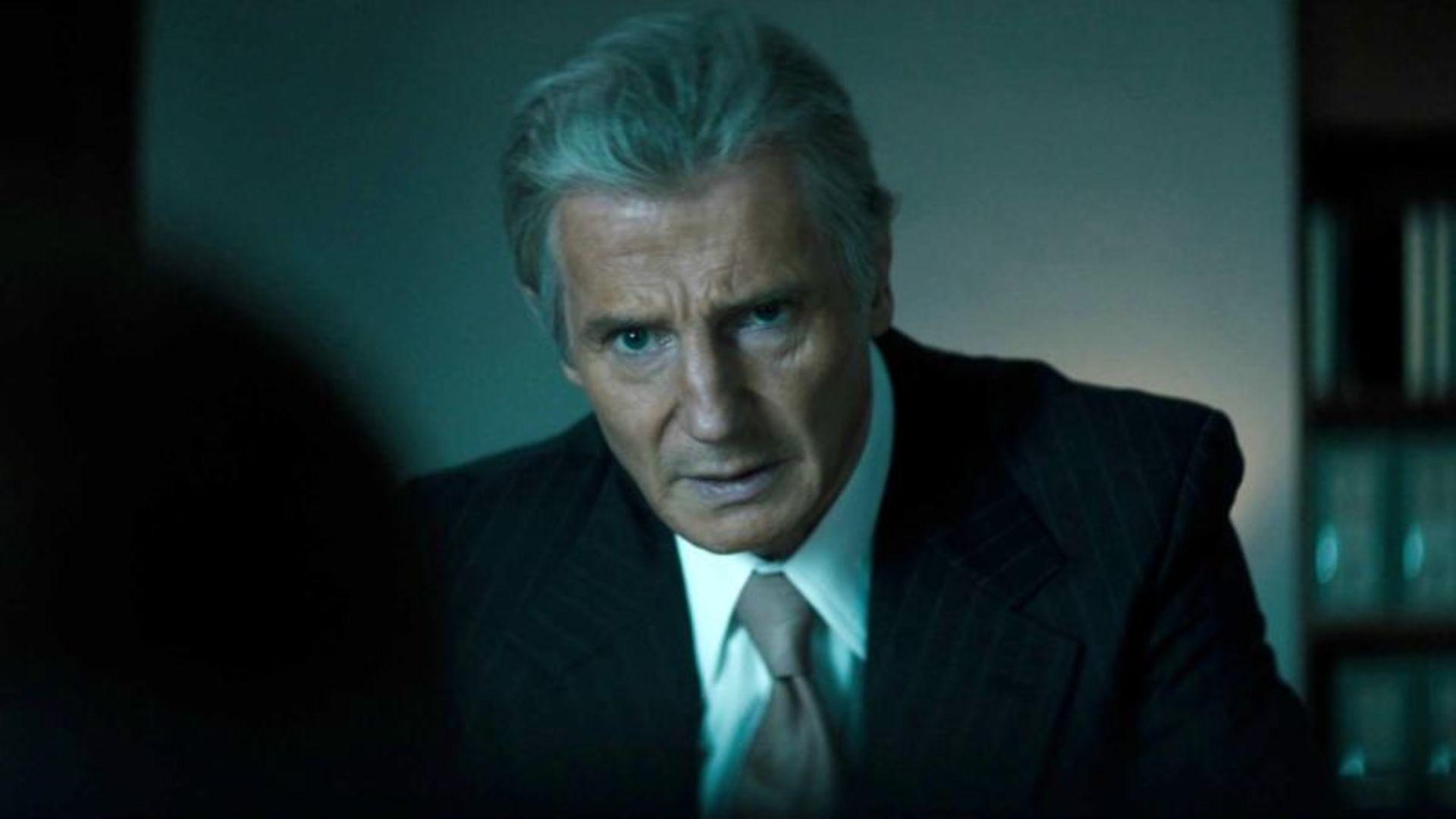 Liam Neeson benaderd voor hoofdrol 'Naked Gun'-remake van Seth MacFarlane