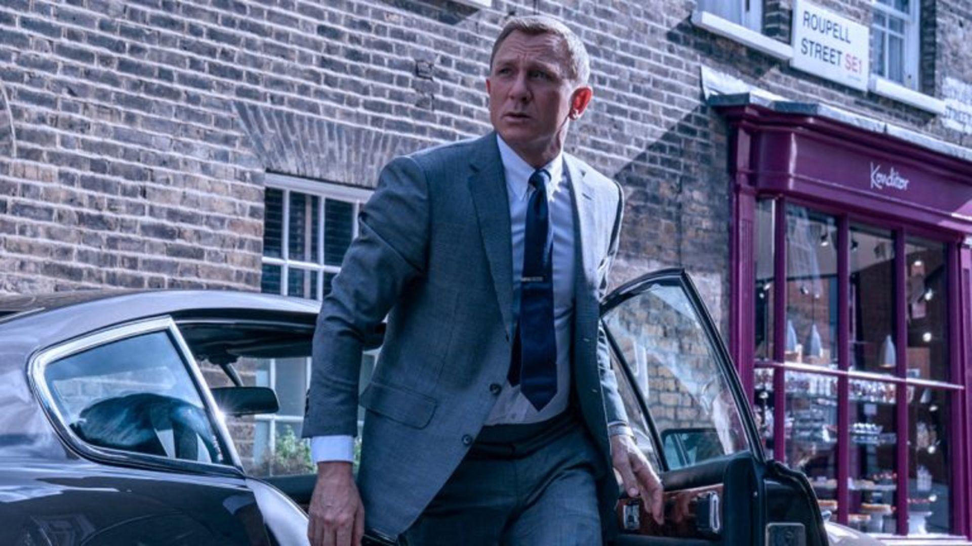 James Bond Premiere 2021