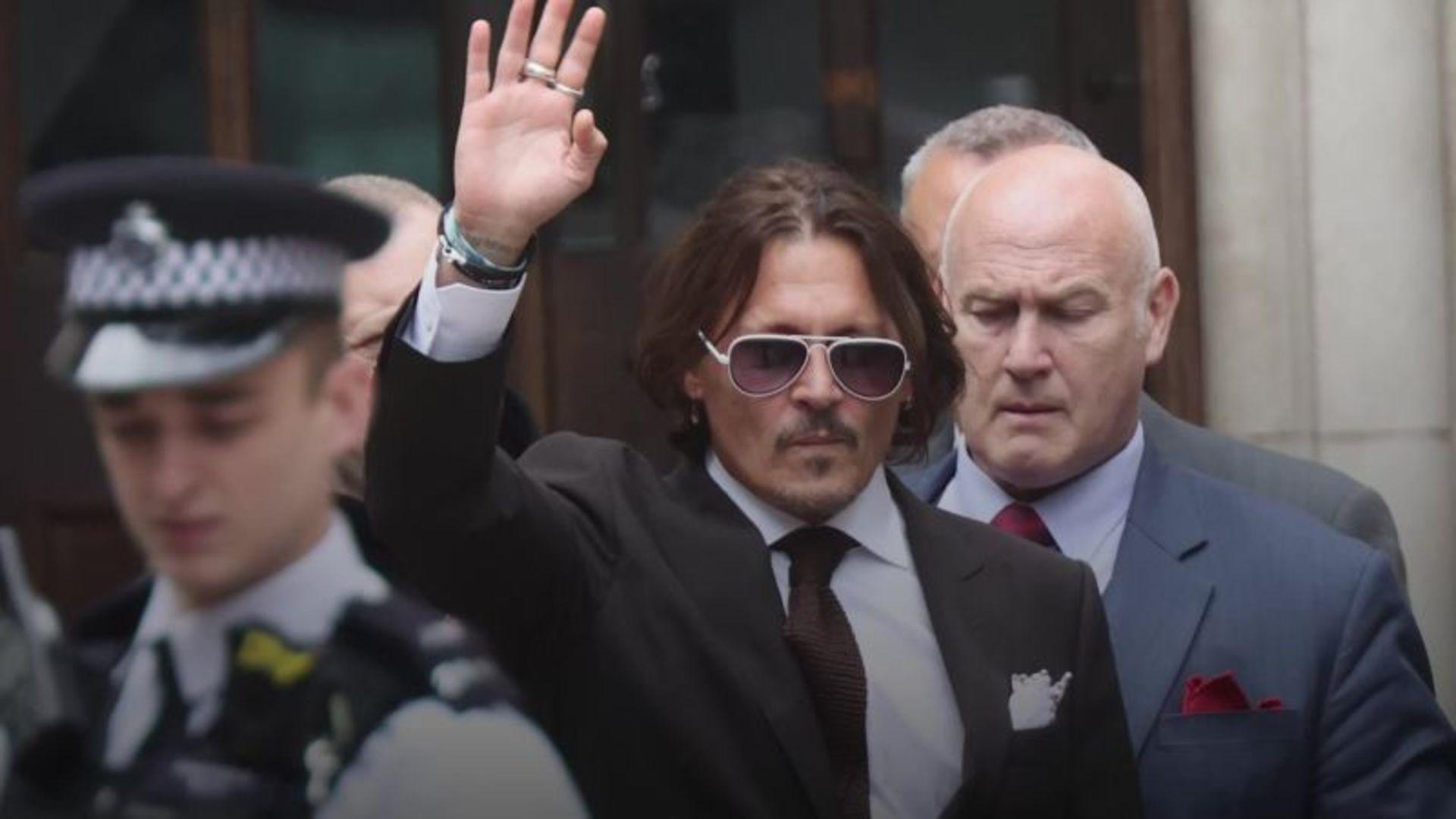 Rechter doet maandag uitspraak in de zaak Johnny Depp tegen 'The Sun'