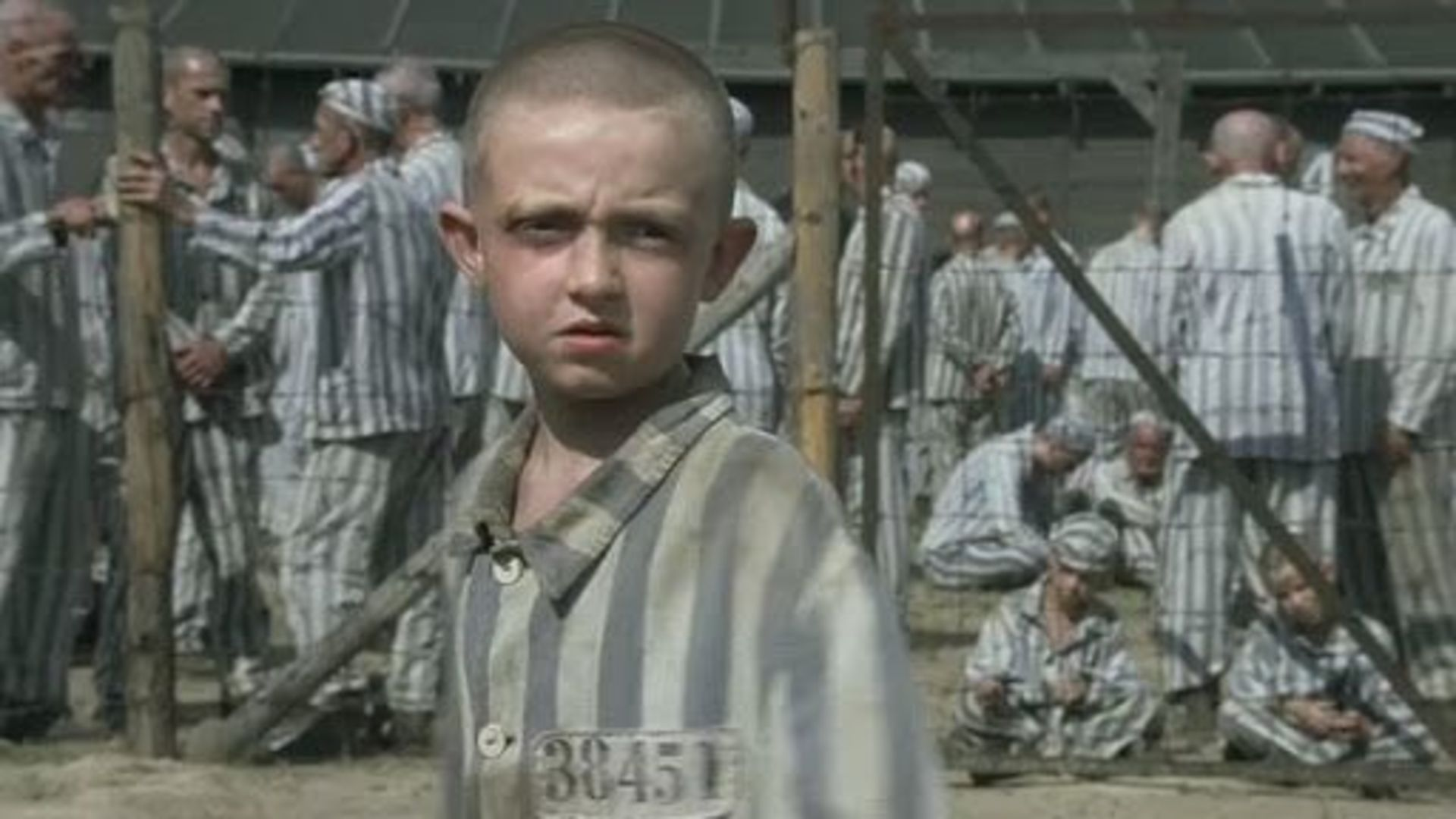 WOII-film 'The Boy in the Striped Pajamas' vanavond op BBC1