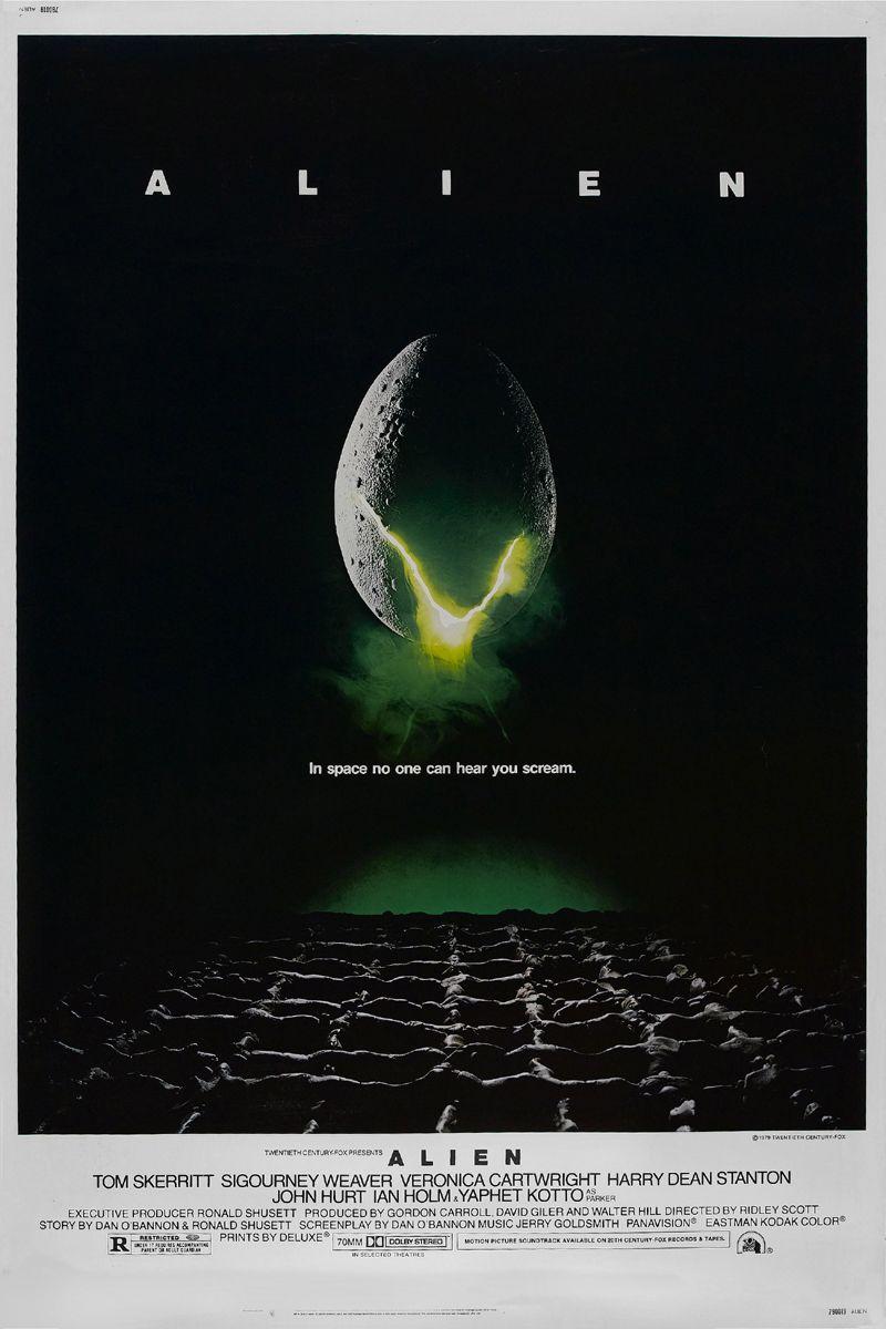 Alien (1979) - MovieMeter.nl