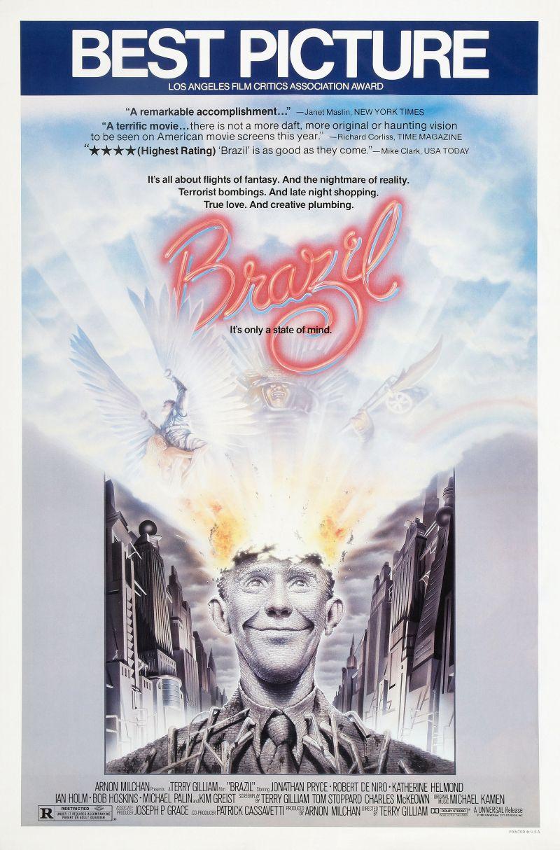 c04f0b2094a02a Brazil (1985) - MovieMeter.nl