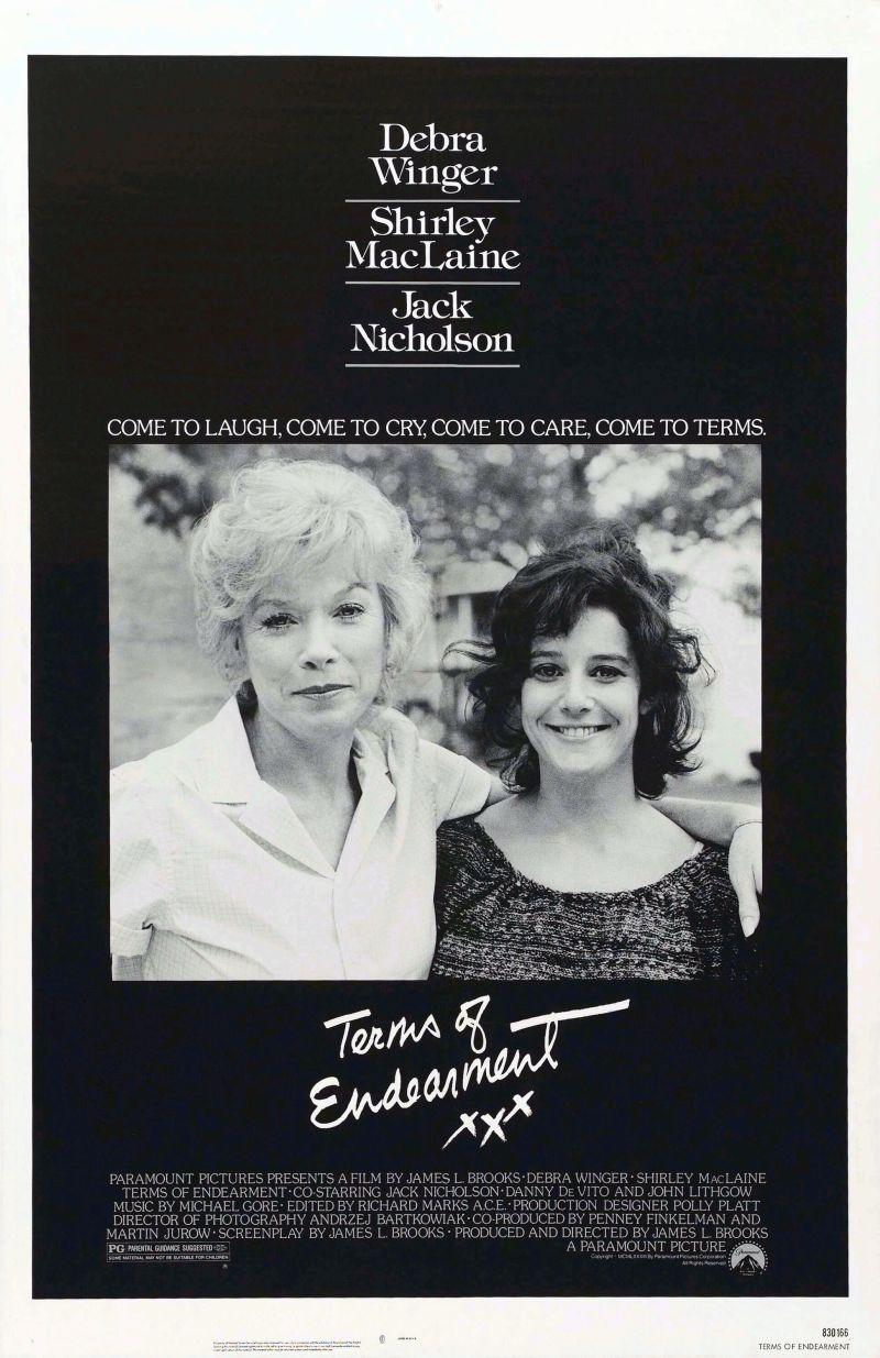 Terms Of Endearment 1983 Moviemeternl