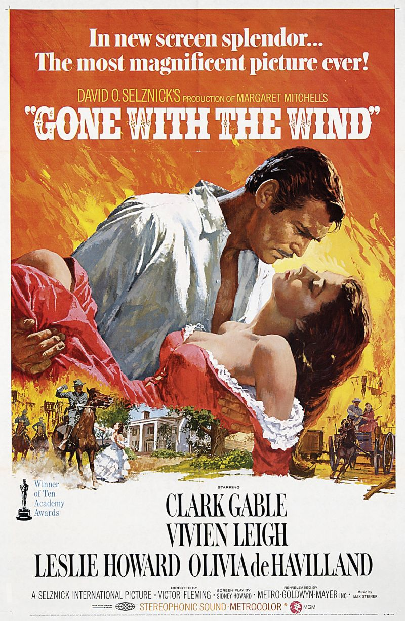 Gone With The Wind 1939 Moviemeternl