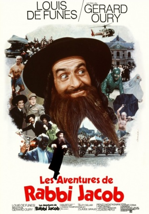 Aventures de Rabbi Jacob, Les (1973)