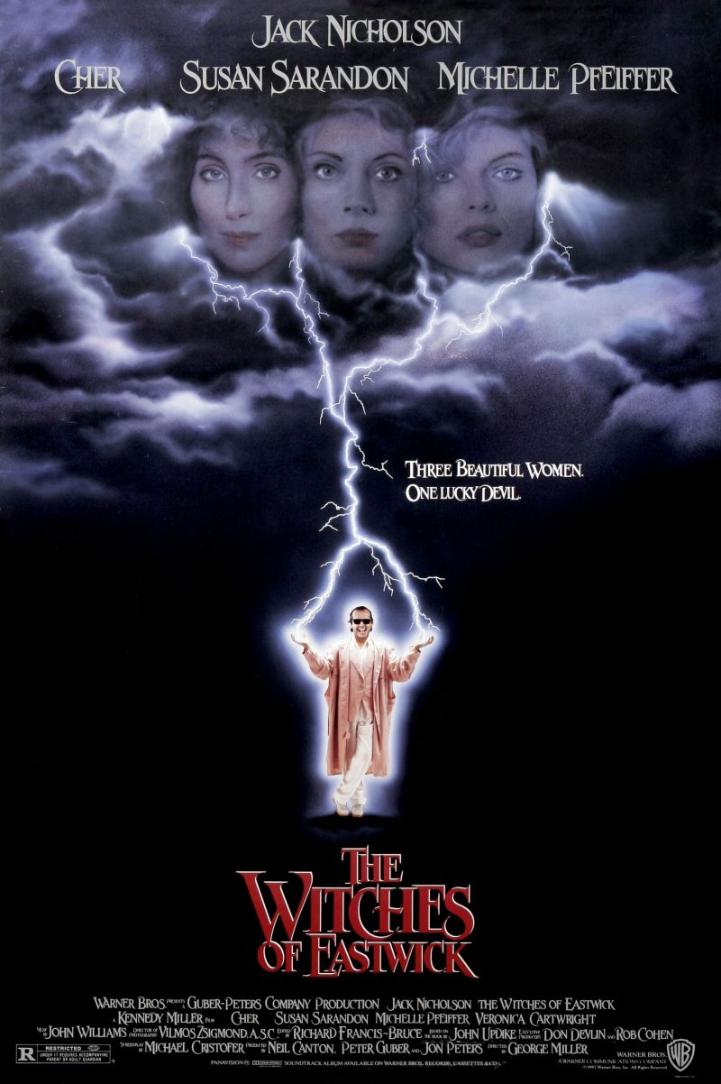 The Witches Of Eastwick 1987 Moviemeternl