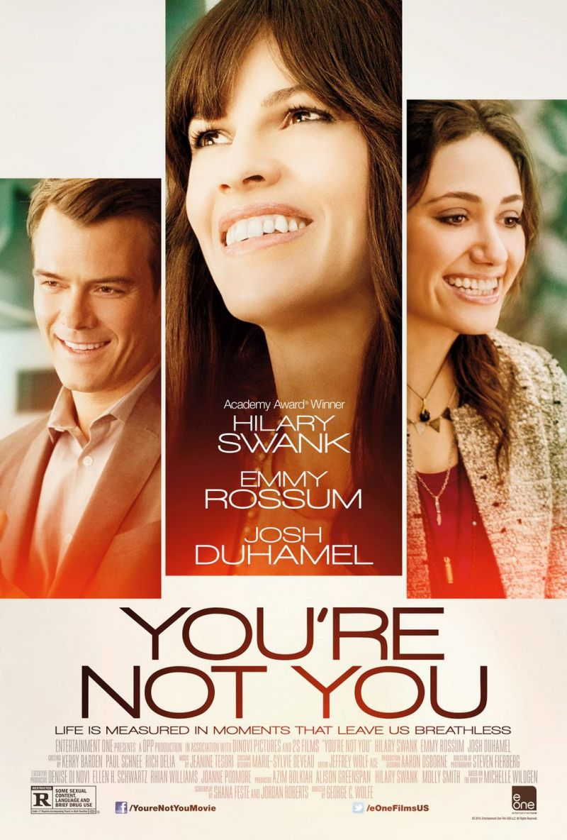 You're Not You (2014) - MovieMeter.nl