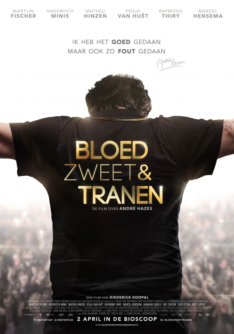 Bloed, Zweet & Tranen (2015) - MovieMeter.nl