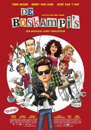 Boskampi's, De (2015)