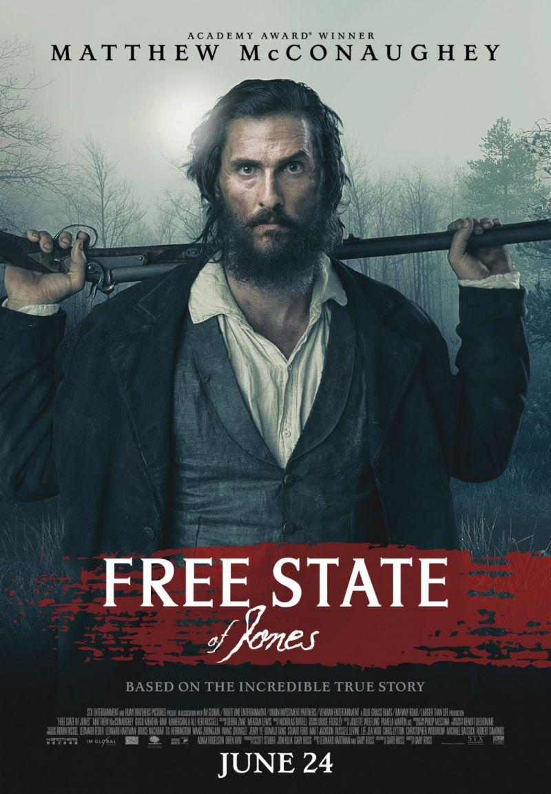Free State of Jones (2016)
