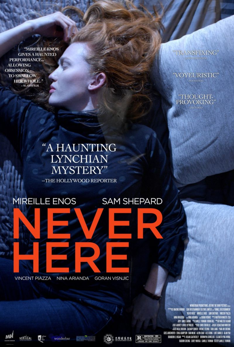 never leave alive moviemeter