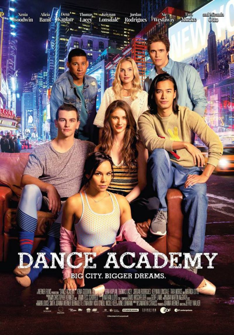 dance academy the movie 2017. Black Bedroom Furniture Sets. Home Design Ideas