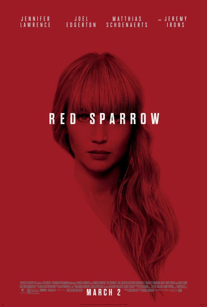 Red Sparrow (2018) - MovieMeter.nl