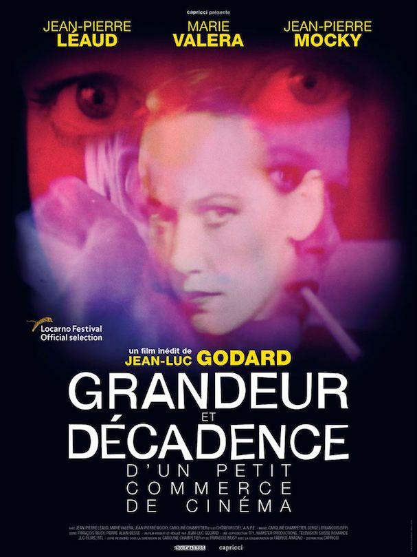 Grandeur et Décadence d'un Petit Commerce de Cinéma (1986)