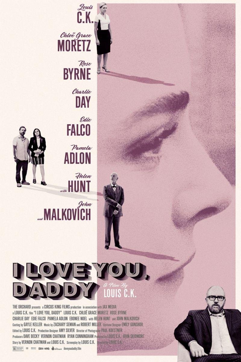 I Love You Daddy 2017 Moviemeternl