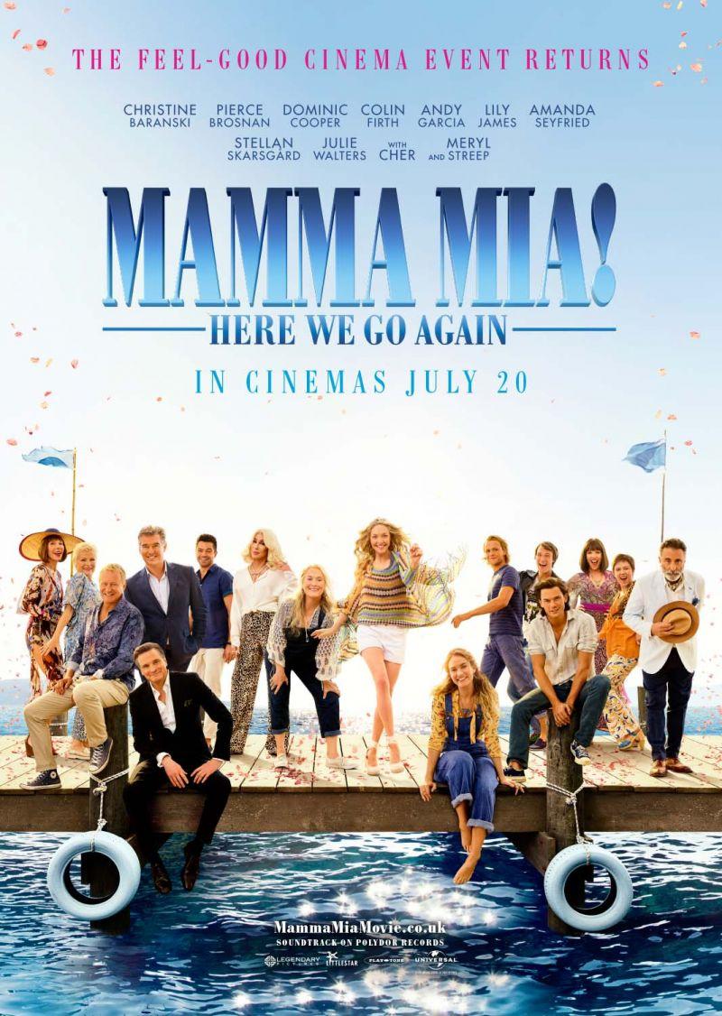 Mamma Mia Here We Go Again 2018 Moviemeternl