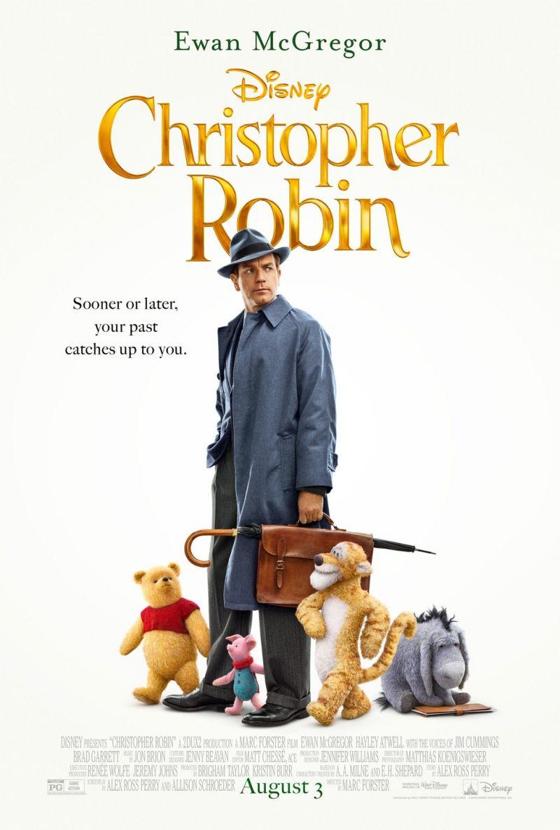 Christopher Robin - kim o