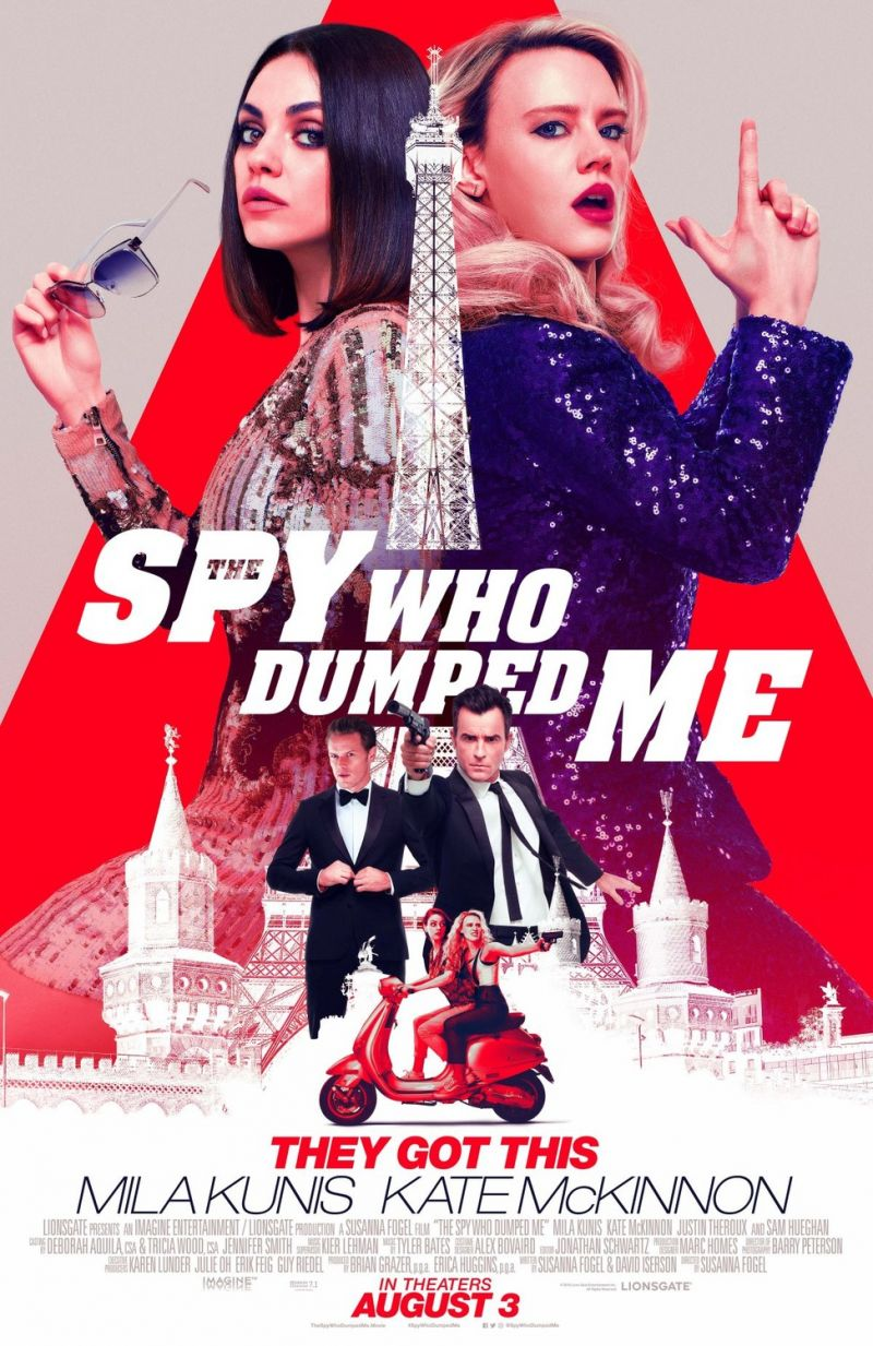 The Spy Who Dumped Me (2018) - MovieMeter nl