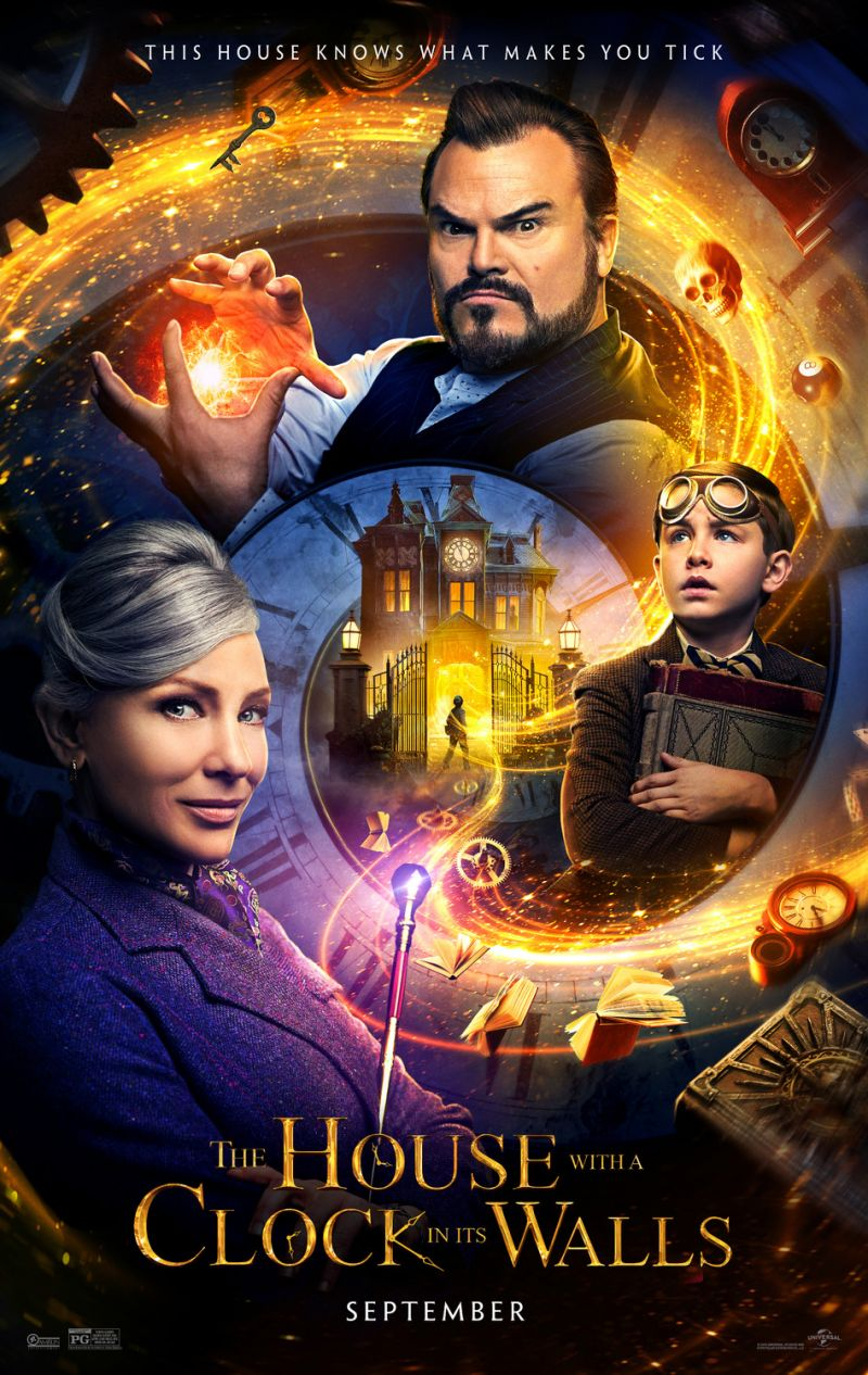The House With A Clock In Its Walls 2018 Moviemeternl