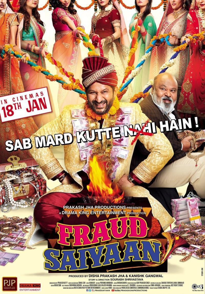 Fraud Saiyyan (2019)