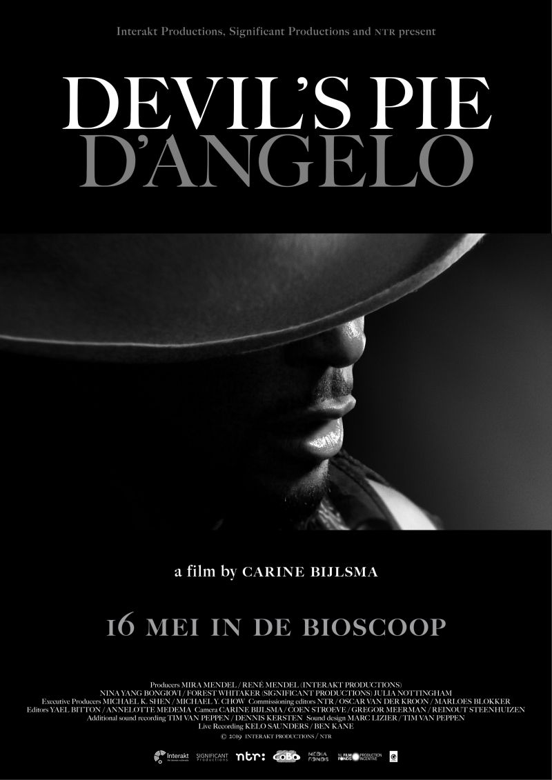Devil's Pie - D'Angelo (2019)