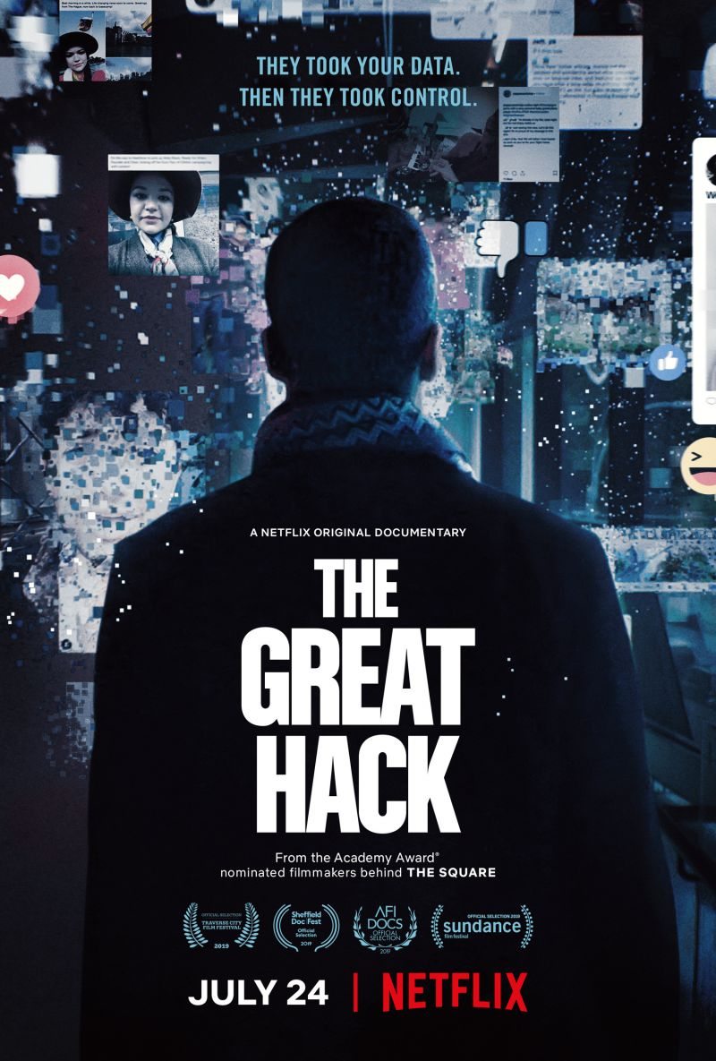 The Great Hack (2019)