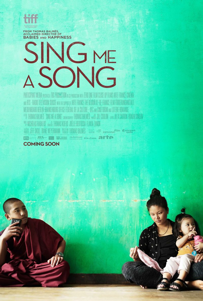 Sing Me a Song (2019)