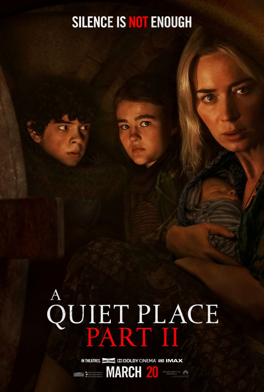 Quiet Place Part II , A