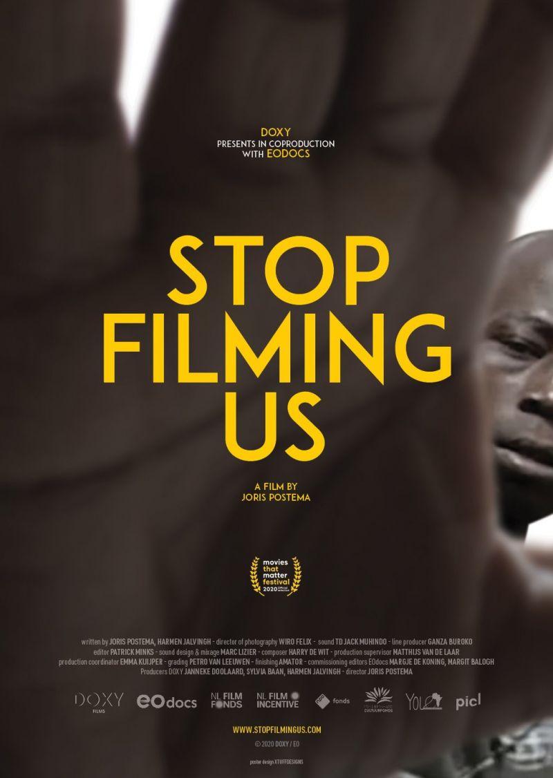 Stop Filming Us (2020)
