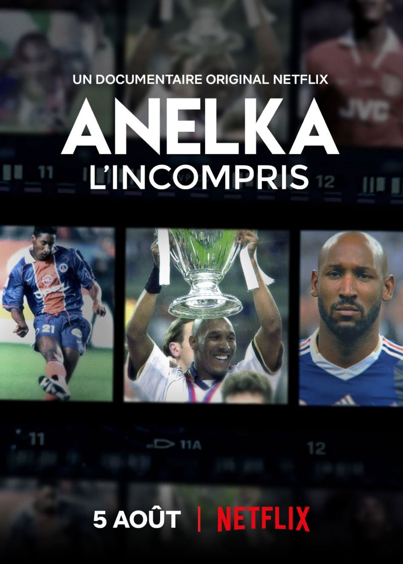 Anelka: L'Incompris (2020)