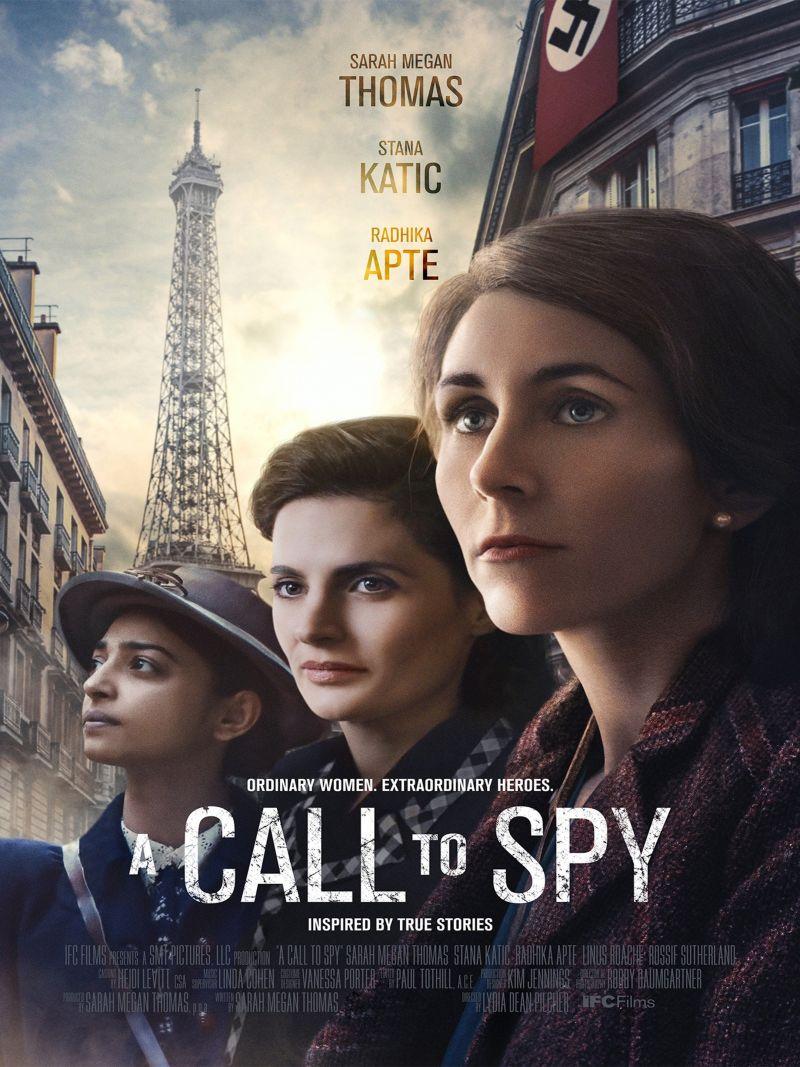 Call to Spy, A