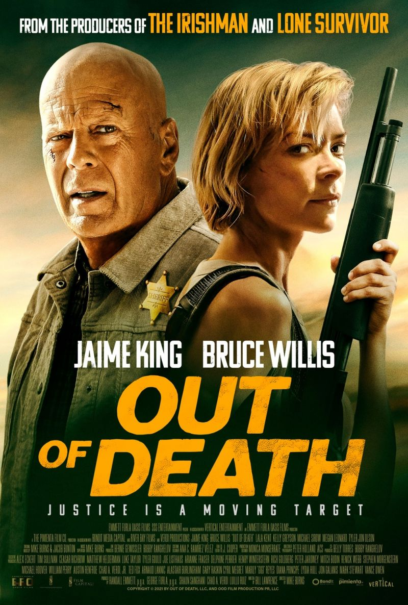 Out of Death (2021) - MovieMeter.nl