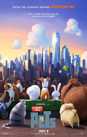 Secret Life of Pets, The (2016)