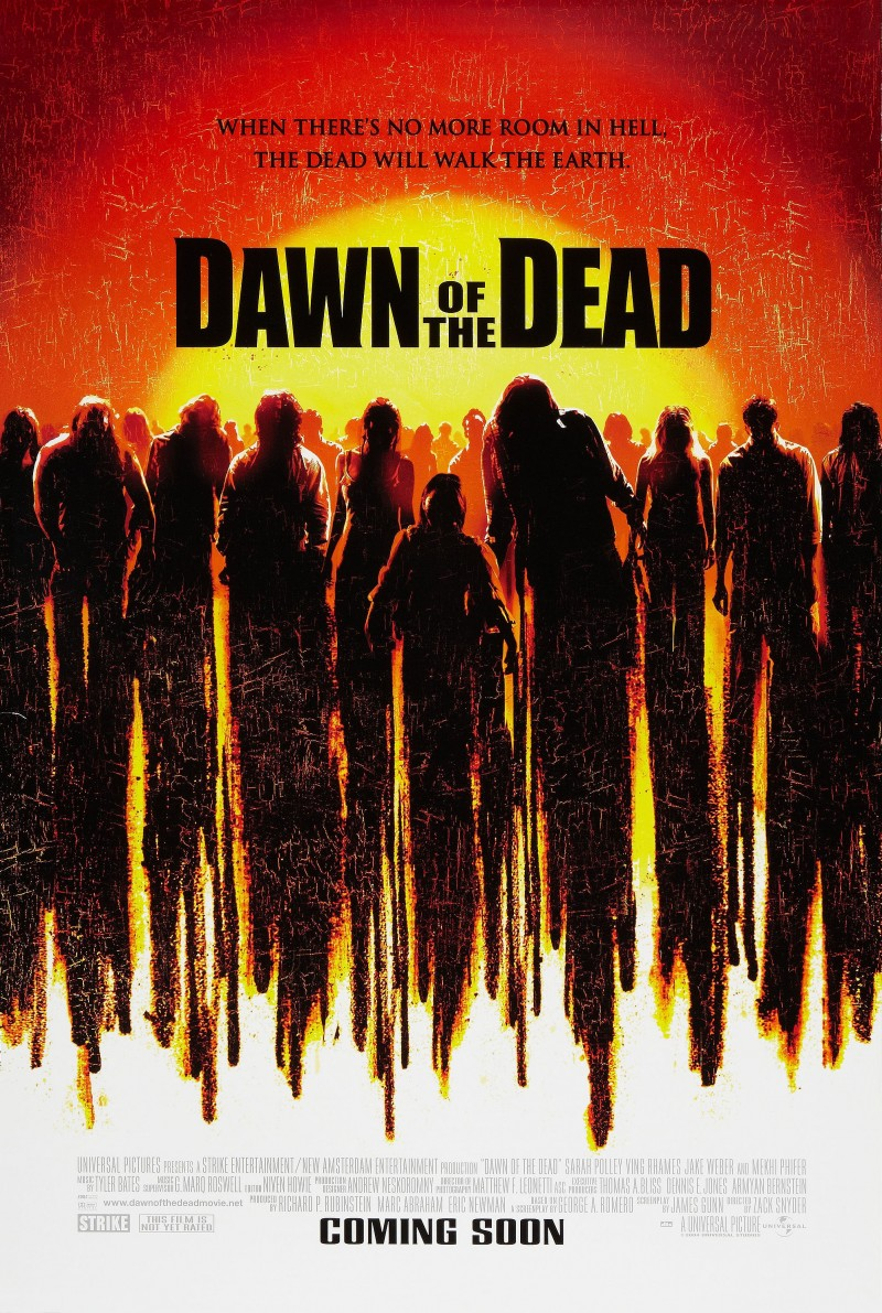 Dawn Of The Dead Kinox