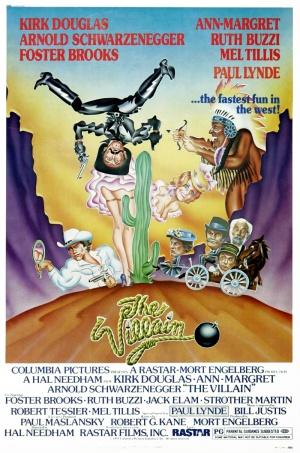 The Villain (1979) - MovieMeter.nl