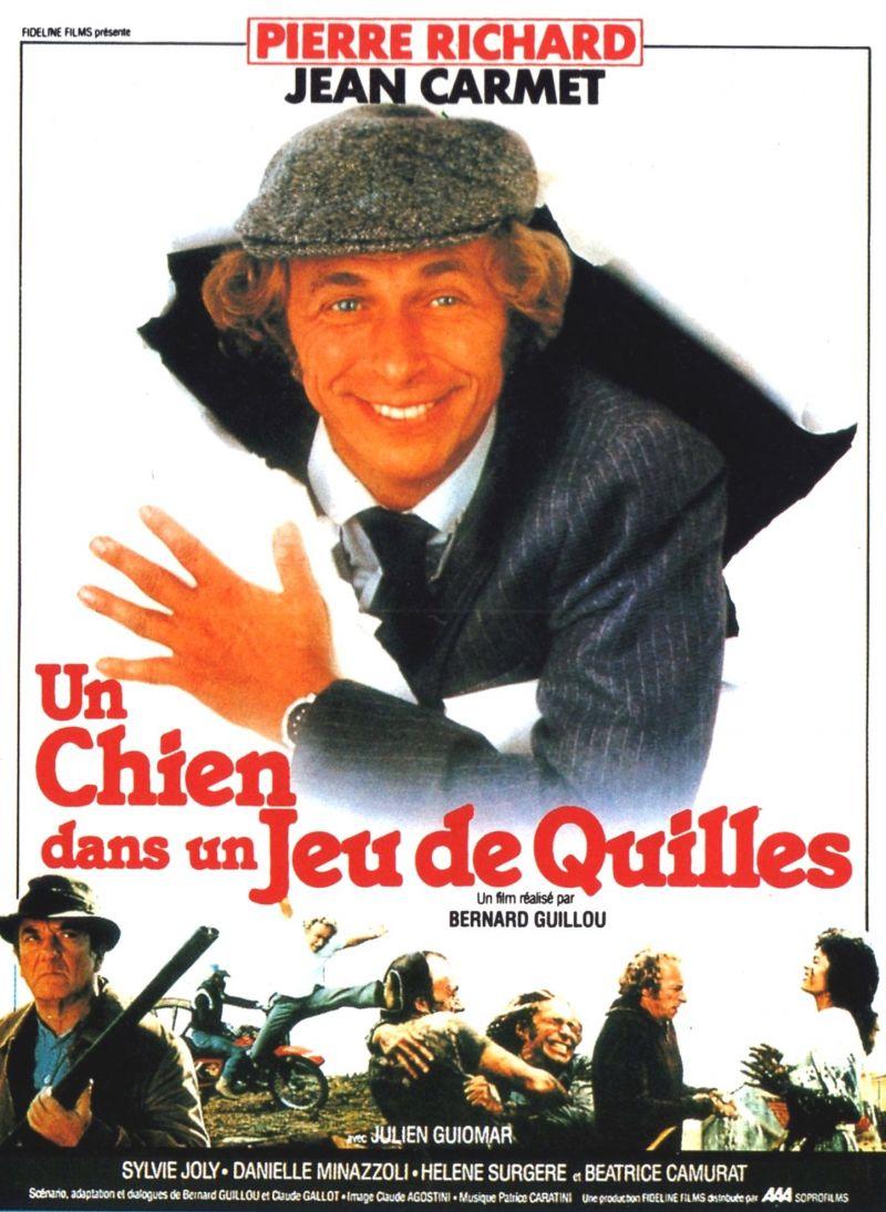 Un Chien dans un Jeu de Quilles (1983) - MovieMeter.nl