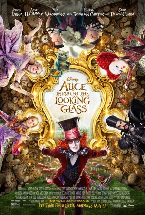 Alice through the Looking Glass (2016)