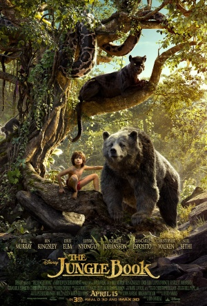 Jungle Book, The (2016) (I)