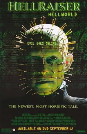 Hellraiser: Hellworld (2005) - MovieMeter.nl