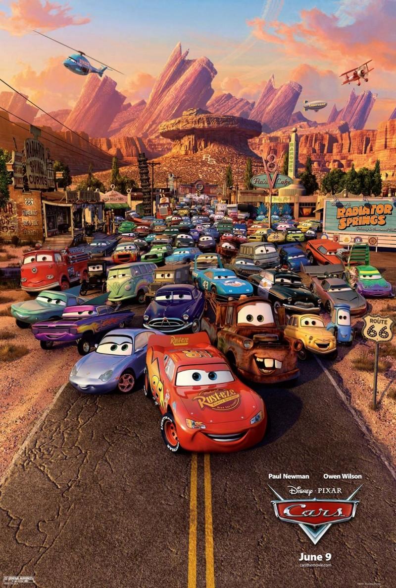 Cars 2006 Moviemeter Nl