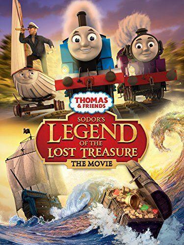Thomas & Friends: Sodor's Legend of the Lost Treasure (2015)