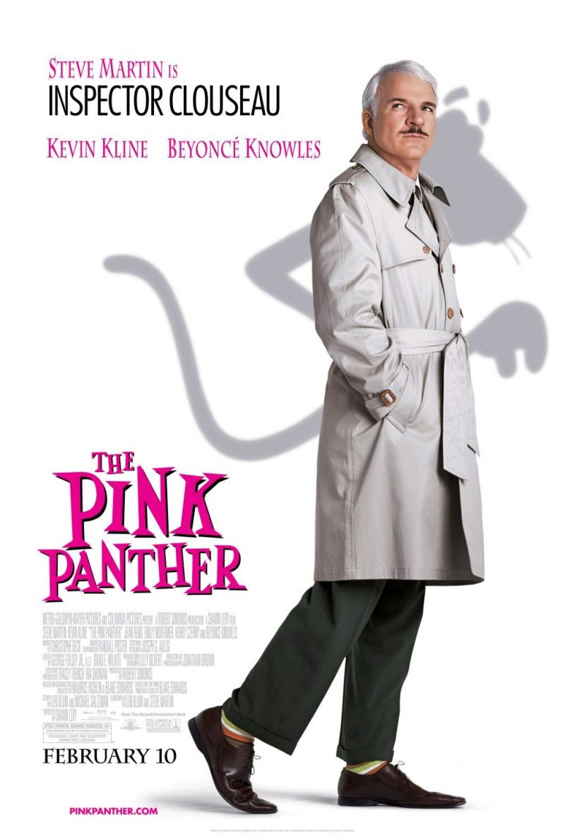 The Pink Panther (2006)